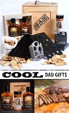 Perfect gift for a grillmaster dad - especially for Father's Day! | ManCrates