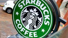 Starbucks Logo at Warisan Square