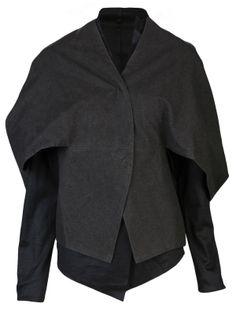 APTFORM - Long sleeve jacket by farfetch #minimalist #fashion