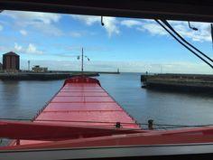 Op reis met mv Emma  14 oktober 2015 vertrokken uit Sunderland onderweg naar IJmuiden  http://koopvaardij.blogspot.nl/2015/10/op-reis-met-mv-emma.html