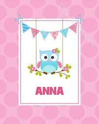wall art for a baby girl's room - Google Search