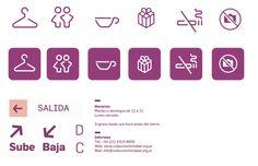Sistema de Identidad - Colección Fortabat by Nadia Cymeryng, via Behance