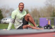 Decathlete Damian Warner takes us through a one-man track meet. Video by Rene Johnston.