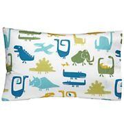 Kids' Bedding: Kids Dinosaur Bedding Comforter Set in Boy Bedding: $14 land of nod