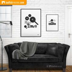 Bolt wrench and cogwheels. Beautiful black and white tribute poster to Charlie Chaplin's last 'silent' film Modern Times. Charlie Chaplin, Modern Times, Silent Film, Black And White, Poster, Blog, Home Decor, Black White, Homemade Home Decor