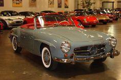 1959 Mercedes-Benz 190SL for Sale