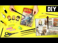DIYs Harry Potter  Varinhas, Estampa e + | Guia dos Curiosos - YouTube
