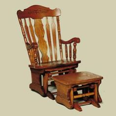1000 Images About Rocking Chairs Mennonite Furniture