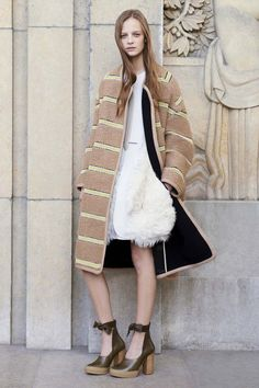 Chloé Pre-Fall 2014 - Review - Fashion Week - Runway, Fashion Shows and Collections - Vogue