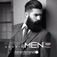 We are excited to add the incredible team from @beardbrand to our #FXMen event this Saturday. Be sure to check them out and receive complimentary, onsite #beard grooming while you are exploring the event! Look sharp gentlemen. #fashionxaustin #beardbrand #withgreatbeard