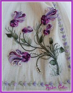 Motif floral au point de poste https://www.flickr.com/photos/tubican/4688817468/in/photostream/