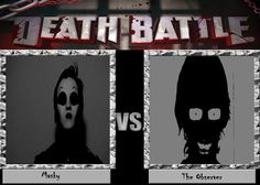 Death Battle - Slenderverse: ROUND 2 by VoiceOfTheOutcasts on DeviantArt