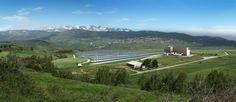 eLLO centrale solaire thermodynamique à concentration de 9 MW de CNIM