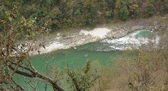 Rafting from Shivpuri to Rishikesh on river Ganga - India