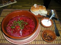 Oh my goodness, I simply love homemade borscht! Polish, Ukrainian, Russian, etc, it is all fantastic!!!