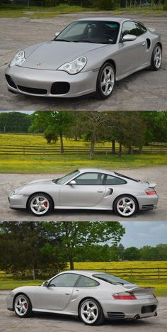 2002 Porsche 996 Turbo (well serviced)