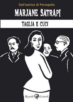 Marjane Satrapi, Taglia e cuci