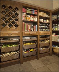 if this were my pantry i wouldn't need a bedroom because i would sleep in there.