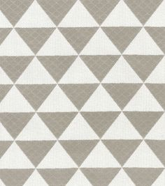 HGTV Home Upholstery Fabric-Tribeca/Mineral