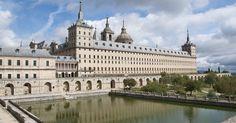 Mosteiro El Escorial em Madri #viagem #barcelona #espanha