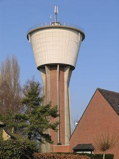 Meer Elsterdijk Watertoren - Lijst van watertorens in België - Wikipedia