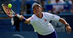 US Open: Kei Nishikori beats Milos Raonic in record late finish at Flushing Meadows