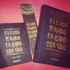 """""""Eu Estou Pensando em Acabar com Tudo"""" da @editorarocco já tem resenha lá no #blogeuinsisto !"""