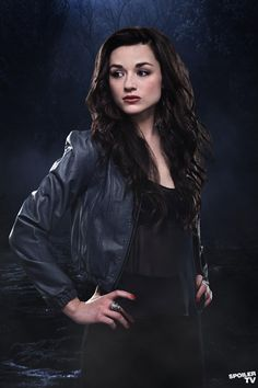 Teen Wolf - Allison(Crystal Reed)