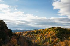 Dundas Valley Peaks  I miss the E. Coast!