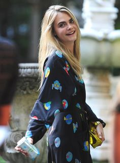 Cara Delevingne hits back at Vogue for implying her partying led ...