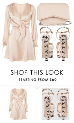 """""""Untitled #7343"""" by tatyanaoliveiratatiana ❤ liked on Polyvore featuring Oh My Love, Gucci and Givenchy"""