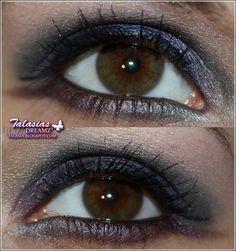 Eye Make Up - Datum: 22.07.2011  http://talasia.blogspot.de/2011/08/amu-manhattan-intense-effect-eyeshadows.html