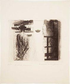 Evandro Carlos Jardim,' Figura da Margem', 1971, Trapézio Galeria