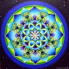 These are hand-painted NUMBER ENERGY MANDALAS, each mandala reflects the frequency, energy and charcteristics of that particular number via its. Mandala Pattern, Mandala Art, Page Of Wands, Kaleidoscope Images, Tattoo Sites, Year Of The Snake, Hippie Peace, Fractal Art, Sacred Geometry