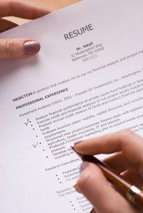 Distribute resume online