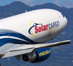 Solar Cargo Venezuela McDonnell Douglas DC-10-30(F) freighter YV524T