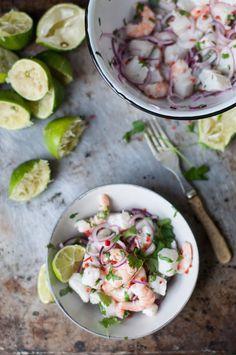 Ceviche! Kuchnia ekwadorska. Kulinarne podróże Electrolux!