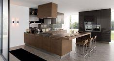 Cucina Moderna Penisola 42