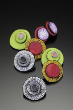 Ronna Sarvas Weltman - Earrings