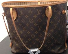 How to Spot a Fake Louis Vuitton Neverfull! | Clarks Shoes