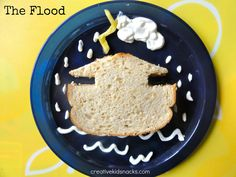 The Flood: a snack and a story