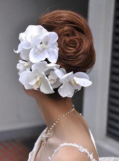 Graduation Hairstyles, Wedding Hairstyles, Bridal Headpieces, Bridal Hair, Festival Makeup Glitter, Hairdo Wedding, Hair Arrange, Wedding Bouquets, Wedding Dresses