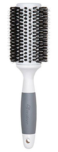 Creative Hair Brushes Solid Barrel Ceramic Mixed Bristles XLarge 7 Ounce -- Continue to the product at the image link.