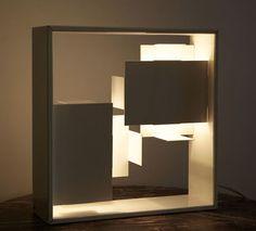 Artemide Fato Lamp - Fato Table Lamp by Gio Ponti - Artemide Lighting