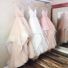 Shinning Stardusted Tulle Ball Gown Bridal Dress With Cascade Skirt Modified A Line Wedding Dress Online Wedding Gowns From Bigear, $180.91| Dhgate.Com