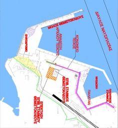 Το τμήμα του Κονώνειου Τείχους, στο χώρο πρόσδεσης των κρουαζιερόπλοιων, θα είναι επισκέψιμο
