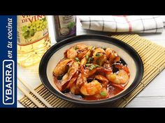 YouTube Tapas, Shrimp, Meat, Youtube, Shape, Fish Recipes, One Pot Dinners, Sweet And Saltines, Appetizers