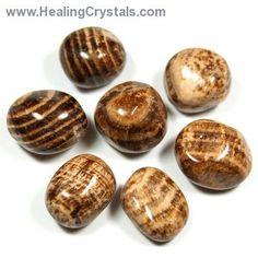 Tumbled Aragonite - Tumbled Stones- Aragonite - Healing Crystals