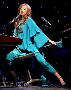 tori amos - always and forever my favorite singer/songwriter/piano player/artist and true poet.