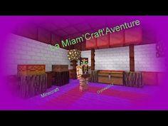 Ep 3 La Miam'Craft'Aventure | Minecraft | Trouver le Graal de l'aventure